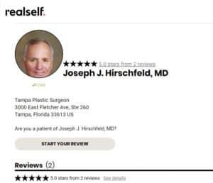 Plastic Surgeon Tampa Florida